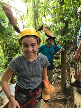 Dominical, Costa Rica: funny mimi