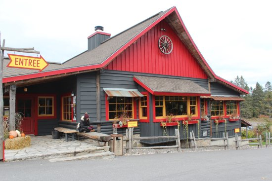 Val David, Kanada: le restaurant