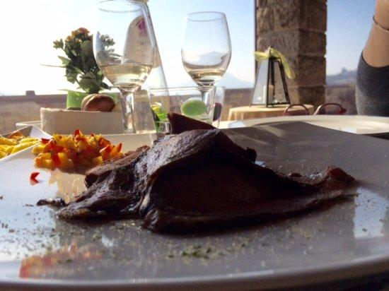 Arqua Petrarca, Italy:  picanha alla griglia