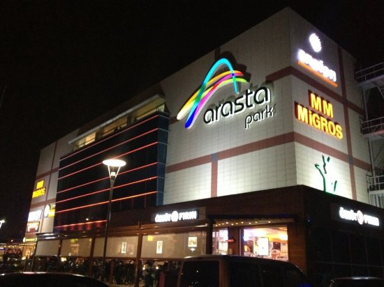 Arasta Park Alisveris Merkezi