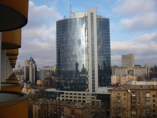 President Hotel: Panorama