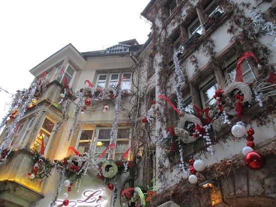 Christmas Market (Christkindelsmarik): Marché de Noël