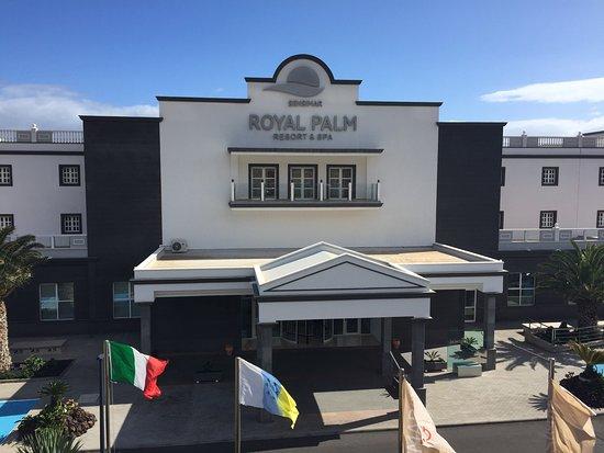 Fuerteventura Hotel Royal Palm Bewertungen