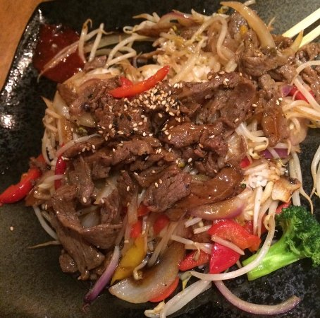 Thornhill, Canada: Beef Teryiaki