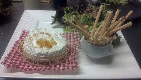 La Valette-du-Var, Francia: Camembert au four