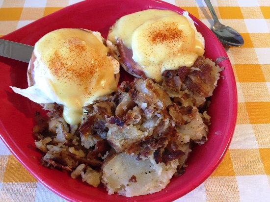 Wadsworth, OH: Eggs Benedict