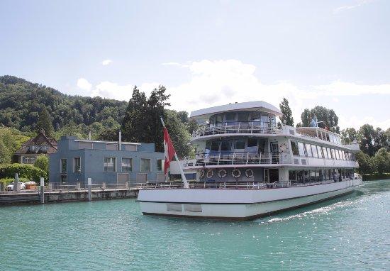 Thun, Suiza: BLS Schiffahrt