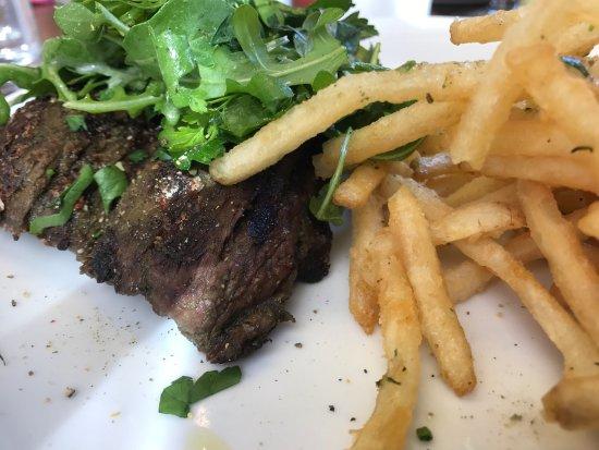 Fairfax, Βιρτζίνια: Steak frites.
