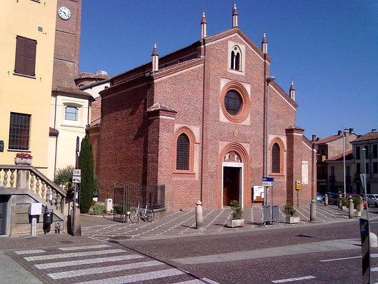 Melegnano, Italië: Duomo