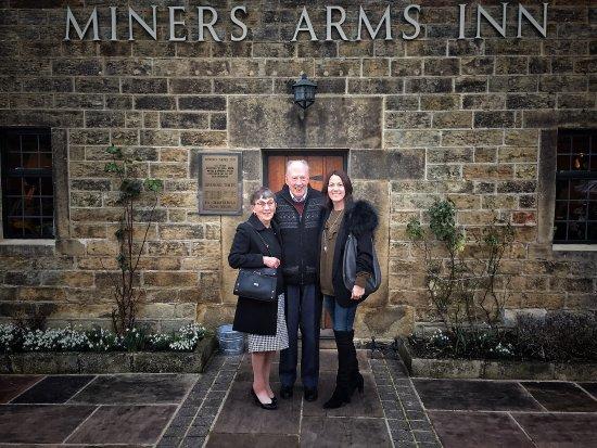 Ashover, UK: Family Birthday