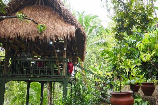 Tegalalang, Indonesia: Вторая беседка.