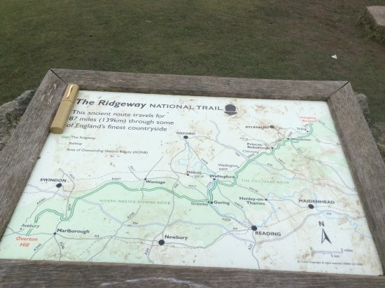 Berkhamsted, UK: Map