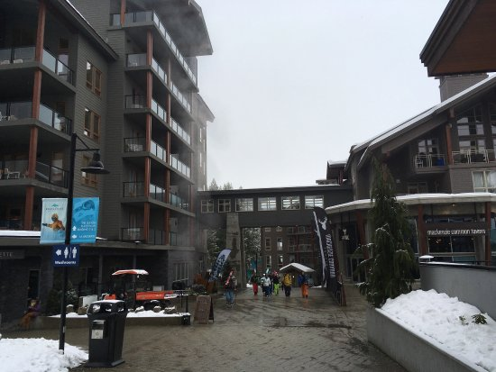 Revelstoke Mt resort (gondola base)