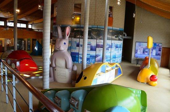 Flemish Visitors and Nature Education Centre: Pour les enfants