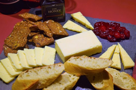 Boyden Valley Winery: Winter Cheese Board