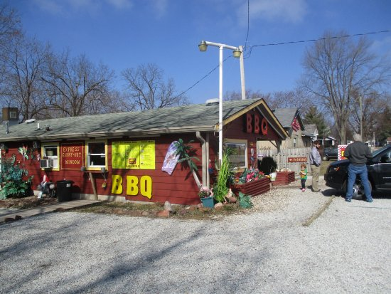 Greenfield, IN: Florida Cracker BBQ