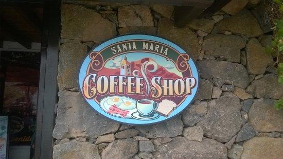 Betancuria, Spagna: Coffee Shop