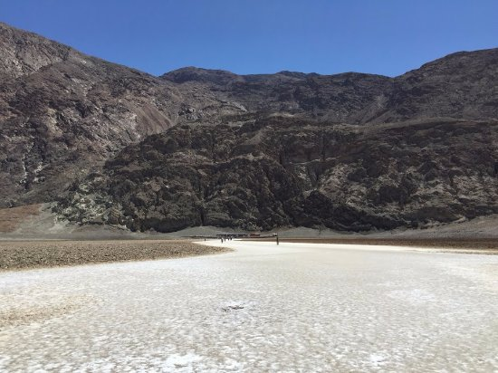 Badwater Basin, Death Valley National Park, CA