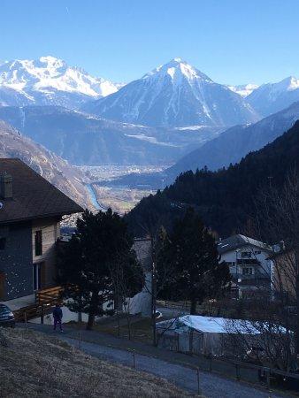 Saint-Maurice, Szwajcaria: Auberge de l'Armailli