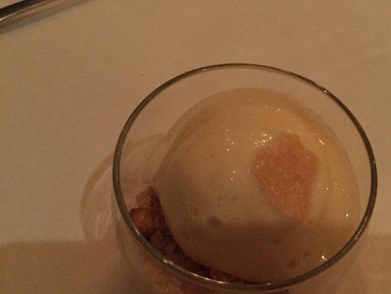 La Mouette Restaurant: Een dessertje