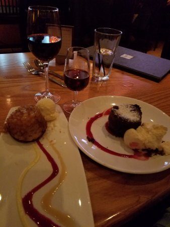 Chandler, AZ: Desert and Port wine