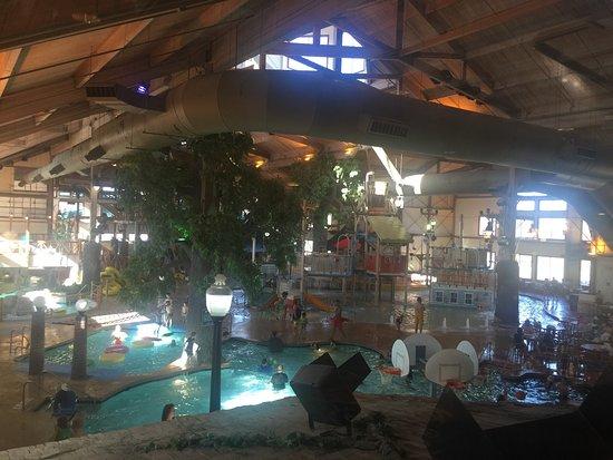 Waukesha, Висконсин: The Springs Water Park