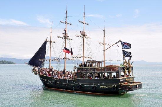 Barco Pérola Negra
