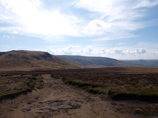 Peak District National Park, UK: Terrain