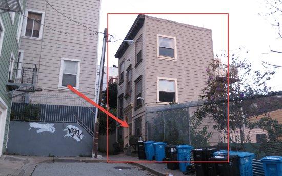 Foto de Green Tortoise Hostel - San Francisco