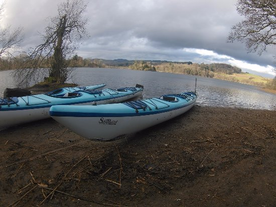 Blairgowrie, UK: Loch Clunie
