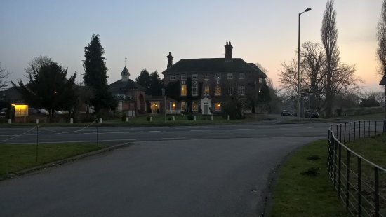 Atcham, UK: Front View