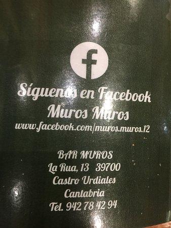 Bar Muro's afbeelding