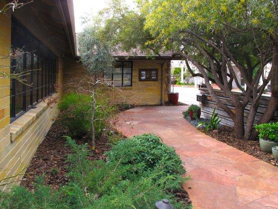 Los Gatos, كاليفورنيا: Manresa, Los Gatos, CA - Entrance