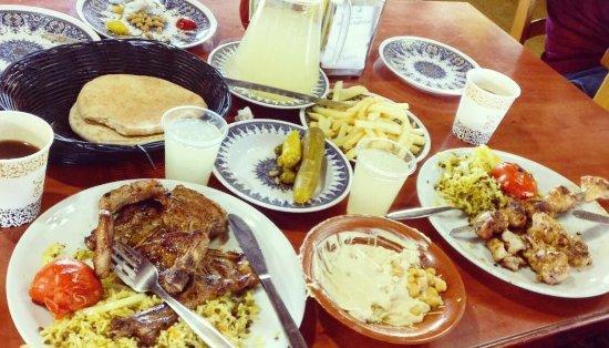 Abu Ghosh, Israël : Very tasty!