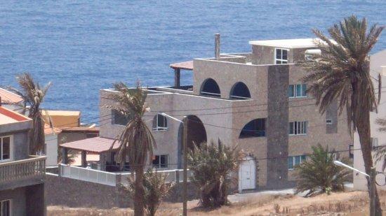 Coracao Ponta do Sol - Pensao: Coração, rustig gelegen bij het binnenrijden van het autenthieke vissersdorpje Ponta do Sol