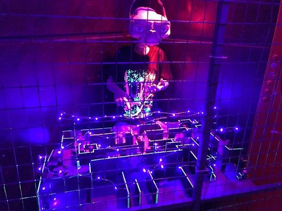 Cosmic Laser