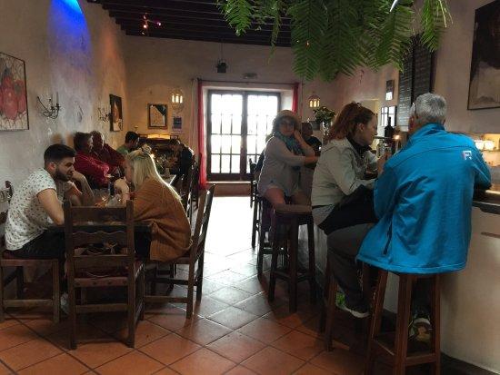 La Geria, Espanha: Bodega El Chupadero