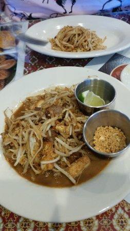 Puukaow Thai Restaurant: Pad Thai