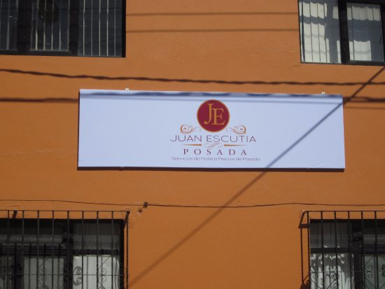Posada Juan Escutia
