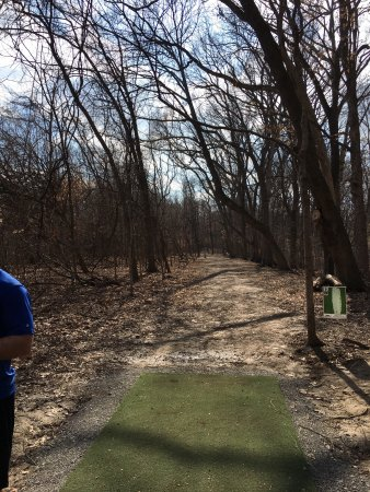 Antioch, TN: Cane Ridge Disc Golf Course #17