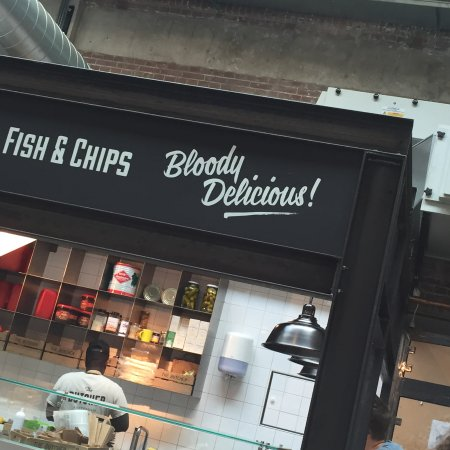 Foodhallen: Bloody Delicious!