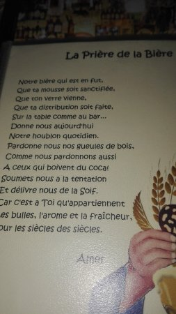 Olivet, França: La prière