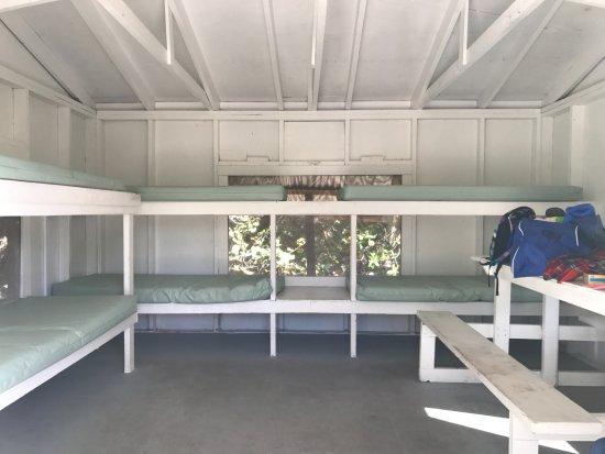 Boca Grande, FL: interior de la cabaña
