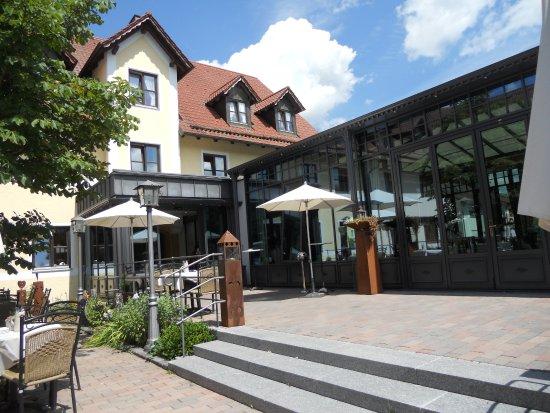 Hetzenhausen, Tyskland: Eingang