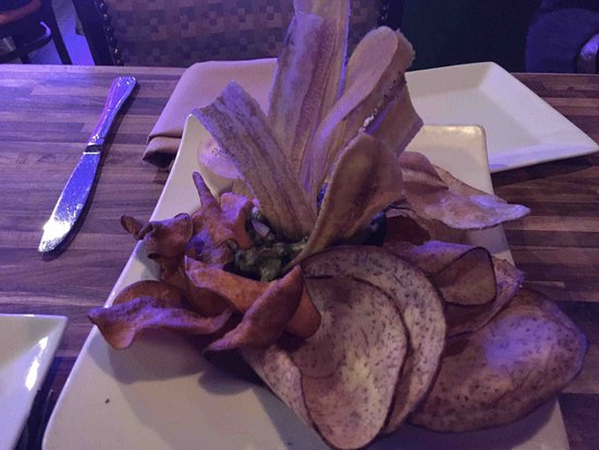 New Brunswick, NJ: Cuban Guacamole Plate