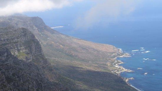 Table Mountain Aerial Cableway: Um dos pontos incríveis da Table Mountain