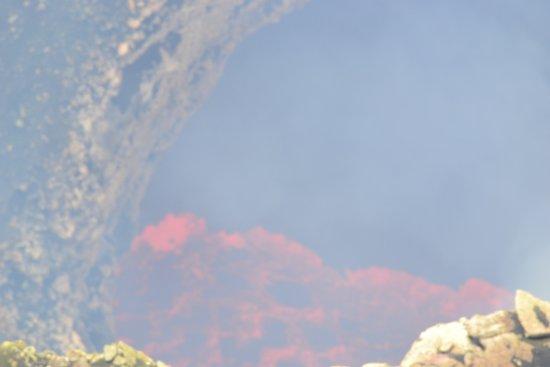 Playa Hermosa, Costa Rica: magma in Masaya