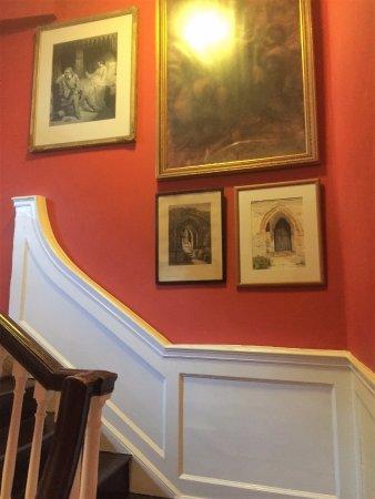 Calne, UK: Main Staircase