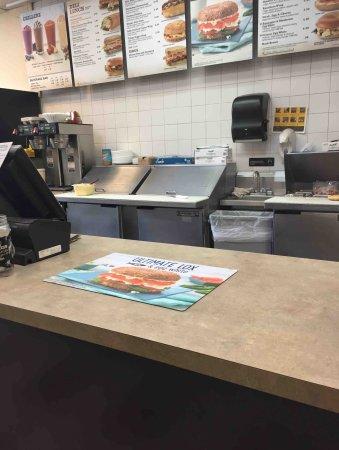 Lawrenceville, NJ: Order Counter
