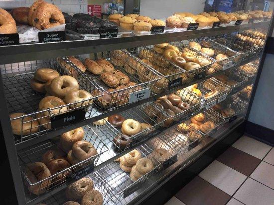 Lawrenceville, NJ: Bagel Selection